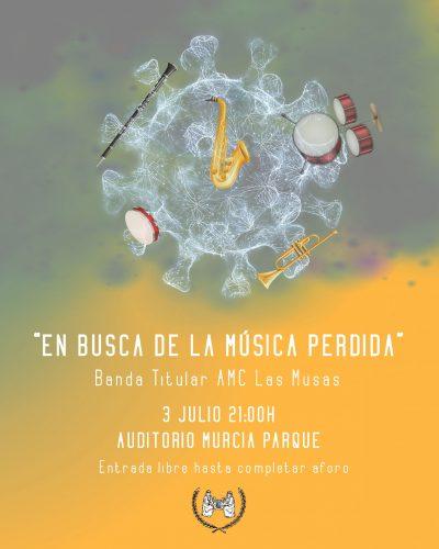 concierto Julio